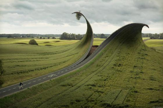 Visual Confusion: Impossible photos from Erik Johansson