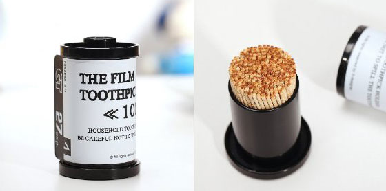9 Cool and Unusual Toothpick Holders