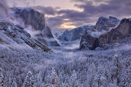 Winter Wonderland: 18 Breathtaking Winter Photography