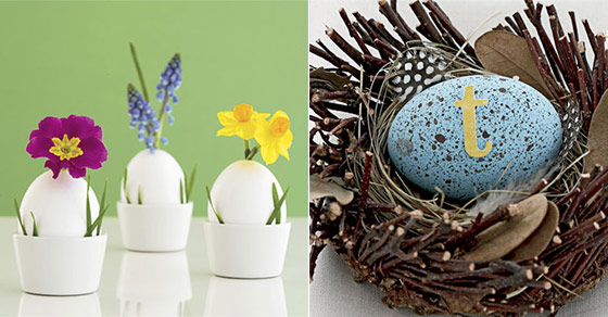 Creative Easter Egg Decoration Ideas