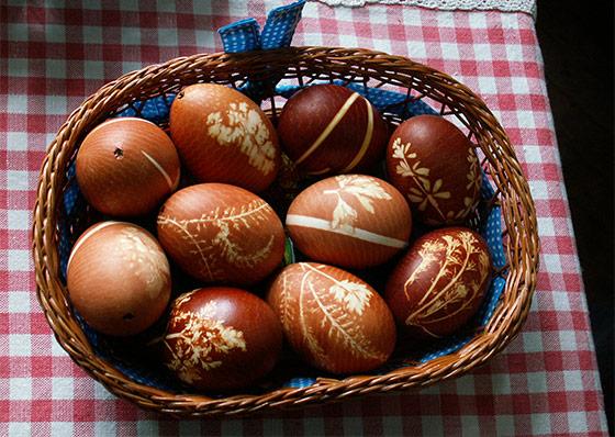 Creative Easter Egg Decoration Ideas