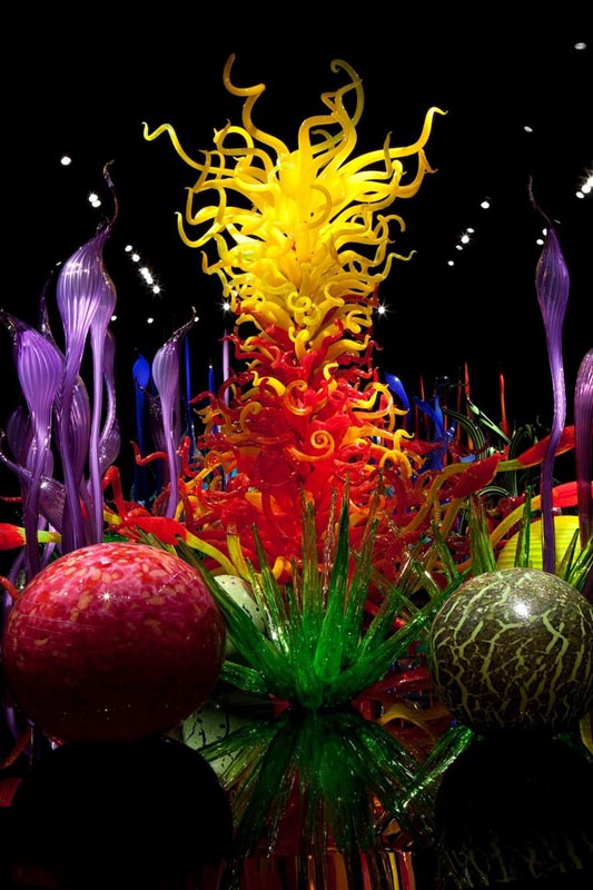 Chihuly Garden and Glass: Exhibition