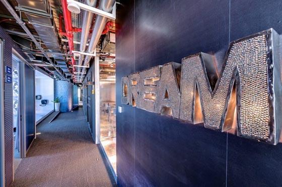 Stunning Google New Office in Tel Aviv