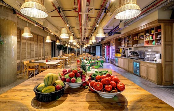 Stunning Google New Office in Tel Aviv