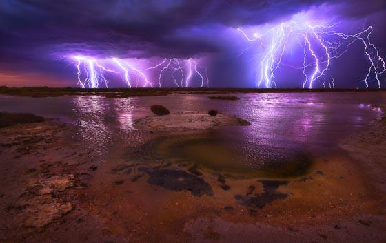 15 Stunning Lightning Photographs