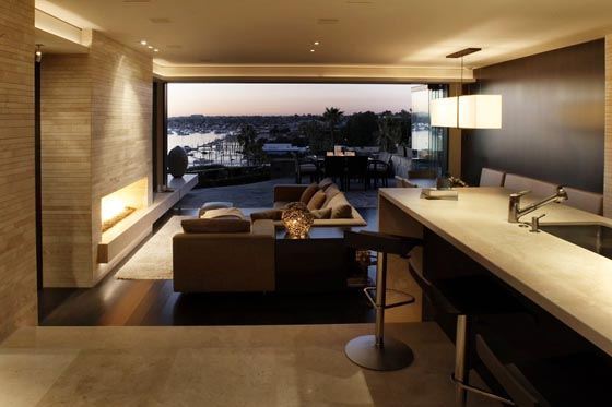 Luxury Loft with Breathtaking Panoramic Bay View in California