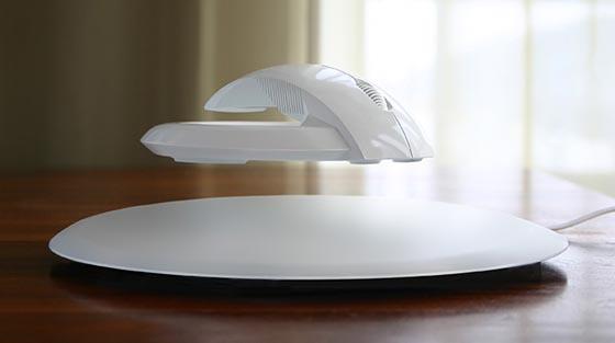 BAT: Unusual Levitating Wireless Computer Mouse