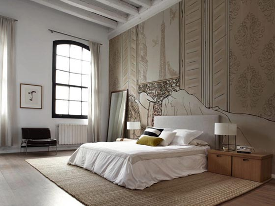 Inspiring Wall Murals for Modern Interiors