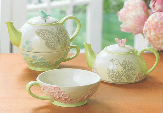 7 Cute and Cool Tea for One Sets