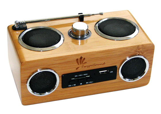 9 Beautiful and Cool Wooden Gadgets