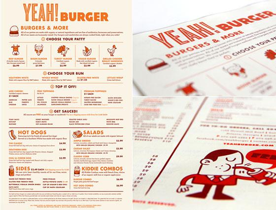 25 inspiring restaurant menu designs design swan