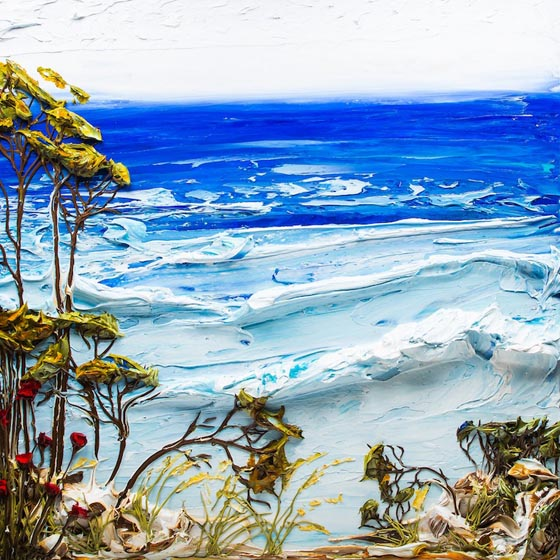 Sculpting with Paint: Lifelike Painting by Justin Gaffrey