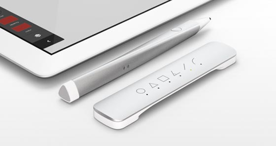 Adobe Mighty Pen and Napoleon Ruler: Tablet-minded Sketching Tools for Designers