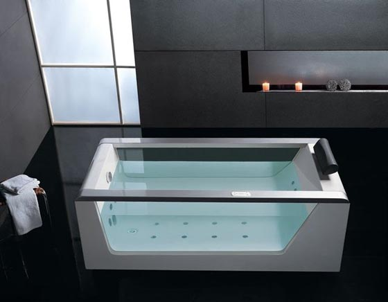 15 Cool And Fancy Bathtubs Design Swan