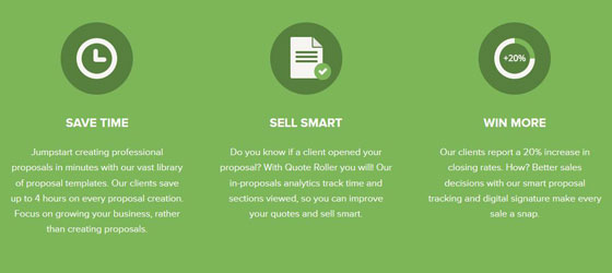The irresistible proposals of quoteroller.com