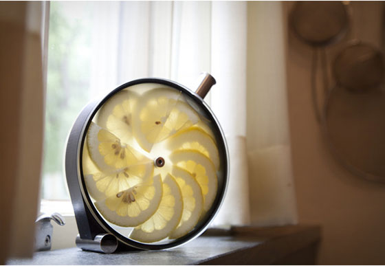 The Porthole: a Simple and Elegant Infusion Vessel