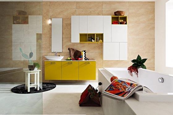 22 Creative Bathroom Shelf Ideas for your Inspiration