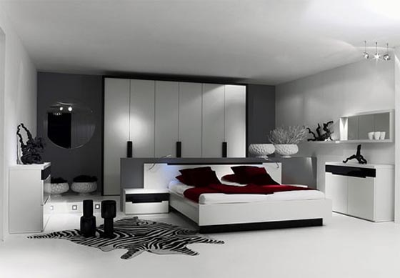 35 Modern Bedroom Design Ideas  Design Swan