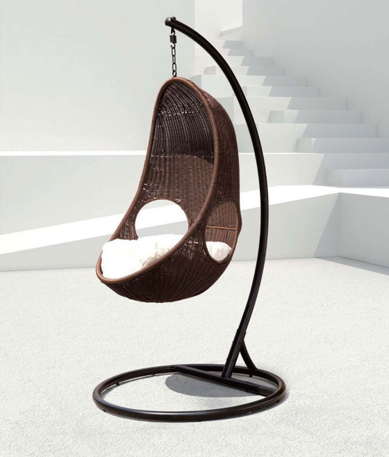 Indoor Swing Chairs Inspiration 7 Cool Swing Chairs For Indoor And Outdoor  Design Swan Decorating Inspiration