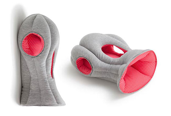 Ostrich Pillow: Micro Environment Providing Power Nap at Ease