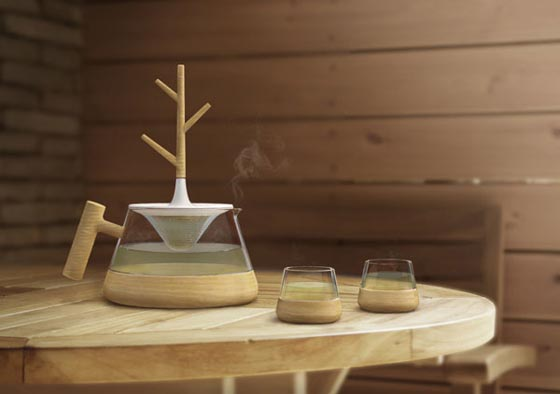 Tea Tree: an All-in-one Brewer for Tea Lovers