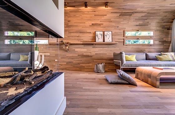 Futuristic Modern Apartment in Tel Aviv