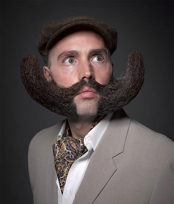 hilarious portraits form 2013 just for men national beard mustache competition design swan. Black Bedroom Furniture Sets. Home Design Ideas