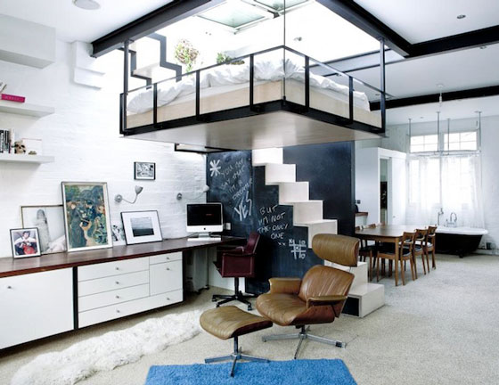 How Cool Your Home Can Be 27 Innovative Ideas of Interior Designs