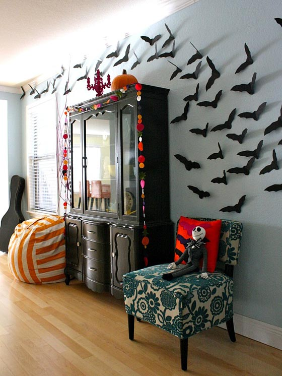 29 Cool Halloween Home Decoration Ideas | Design Swan