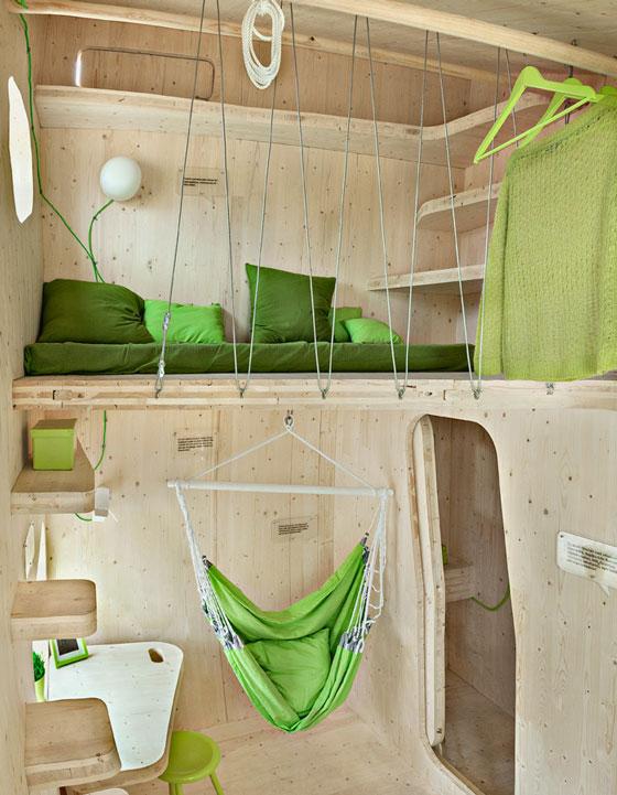 Student Flat: 10 Square Meter Student Living Unit