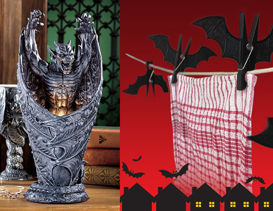 10 Cool Vampire Inspired Products