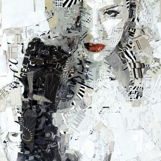 Collage Beauty: Art Chaos Controlling by Derek Gores