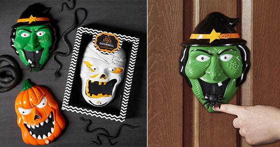 9 Spooky and Playful Halloween Home Decoration