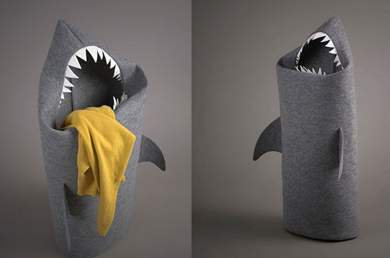 7 Super Cool Shark Shaped Products