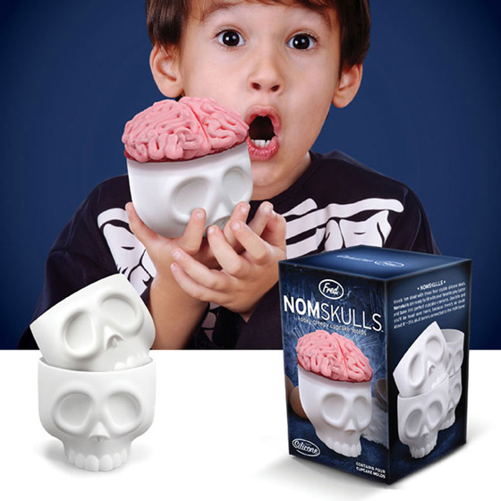 9 Cool Skull Shaped Kitchenware Designs