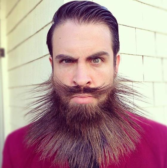 Mr. Incredibeard: Incredible Beard Style | Design Swan