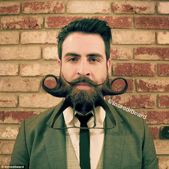 Mr. Incredibeard: Incredible Beard Style