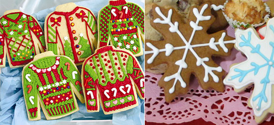 7 Cool And Fun Christmas Cookie Cutters And Stencil Sets Design Swan
