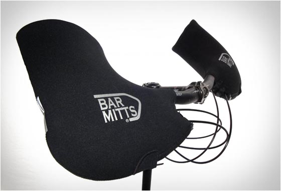 Bar Mitts: Your Hand Protector When Cycle With Cold Weather