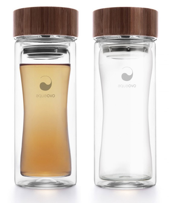 O'cha: Mini Tea Infuser Help you Make Tea on the Go?