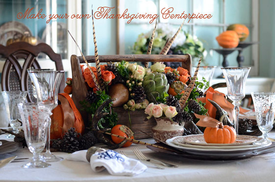 30 Beautiful Thanksgiving Centerpiece Ideas For Your