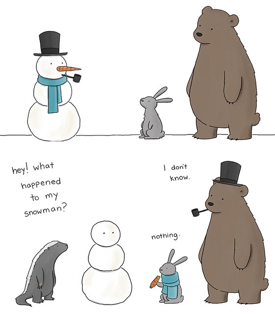 Heartwarming Animal Comics that Make your Day