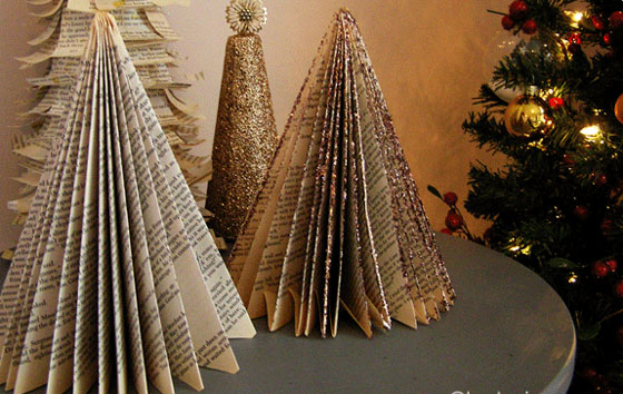 12 Creative DIY Christmas Tree Ideas