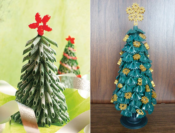 12 Creative Diy Christmas Tree Ideas Design Swan