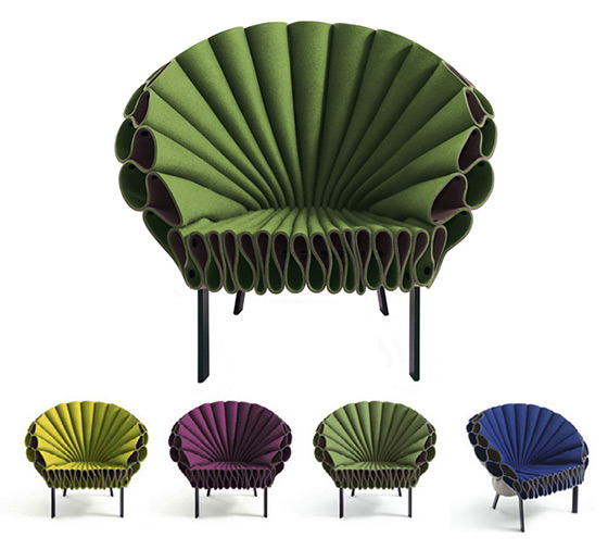 Cool and Unusual Chair Design for Modern Home