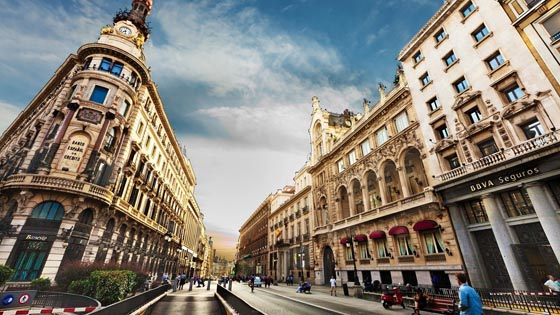 Get Inspired; Beautiful Cities