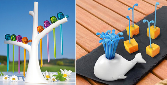 8 Cool Party Pick Sets to Spice Up Your Table