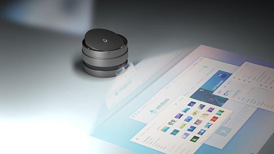 Solo: Portable Remote Access Device Concept