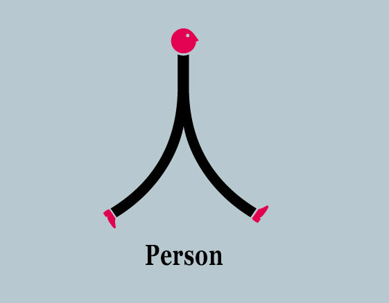 Fun and Intuitive Illustration Help to Learn Chinese