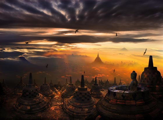 Stunning Photography Features Rich Culture and Scenic Nature of Asia